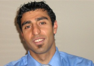 Arash Afrooze is an Iranian living in Burnaby, British Columbia, and is nominated for a Fuel Award, given to the top Canadian entrepreneur under the age of 30