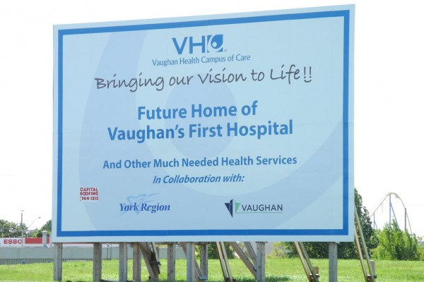Mackenzie Vaughan Hospital