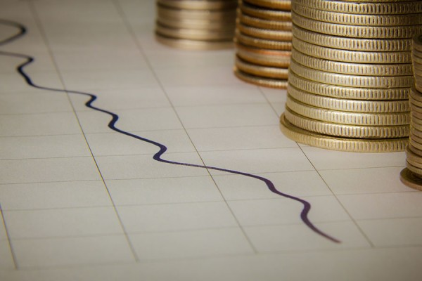photo credit: Graph With Stacks Of Coins | license