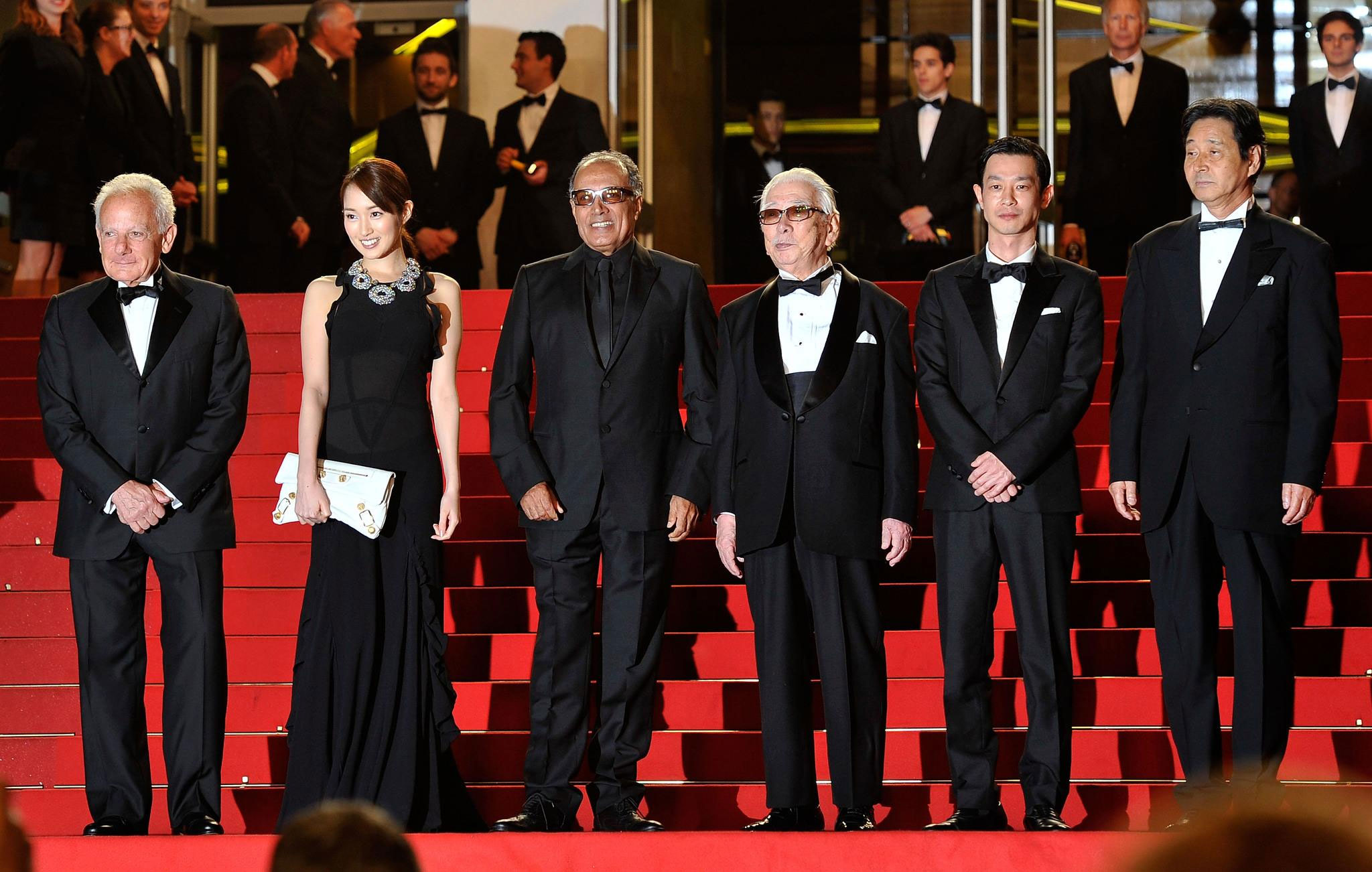 Like Someone In Love 2012 >> Pin Marin Karmitz, Abbas Kiarostami, Ryô Kase, Tadashi Okuno, and Rin Takanashi