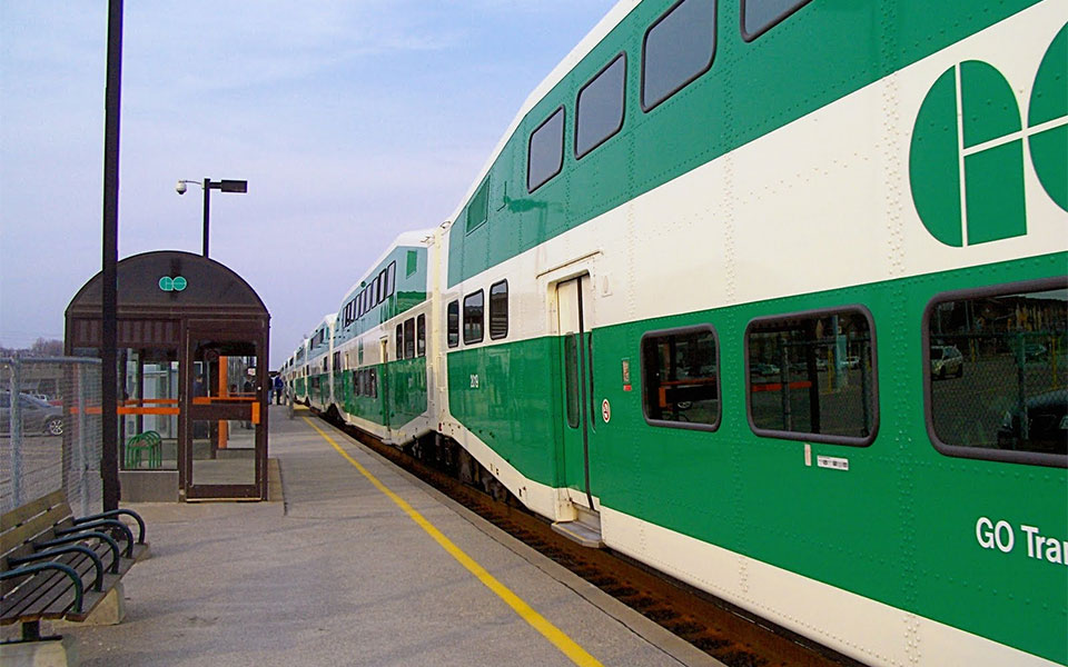 نام Go Transit  در واقع مخفف  Government of Ontario Transit  است.