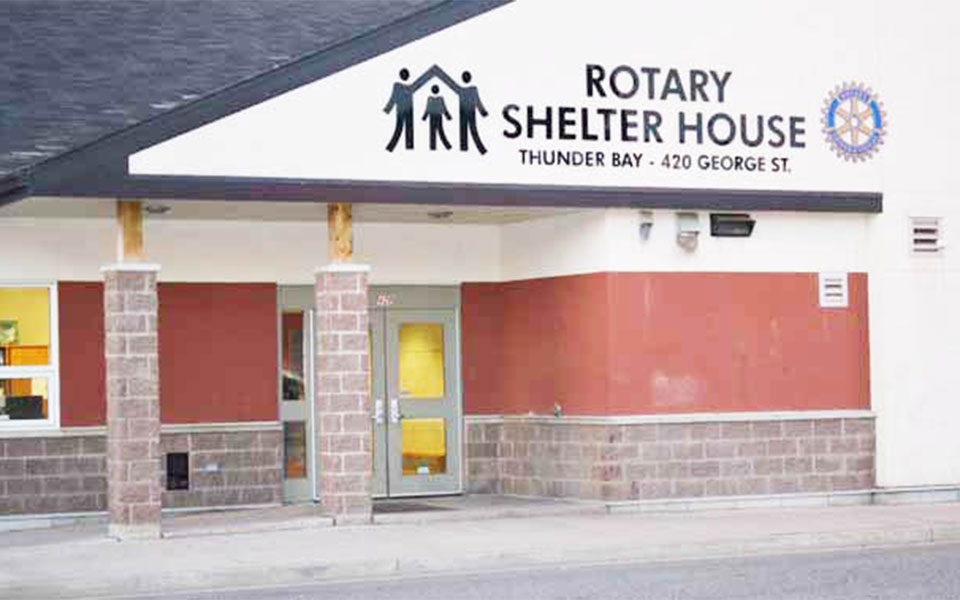 Rotary-Shelter-House