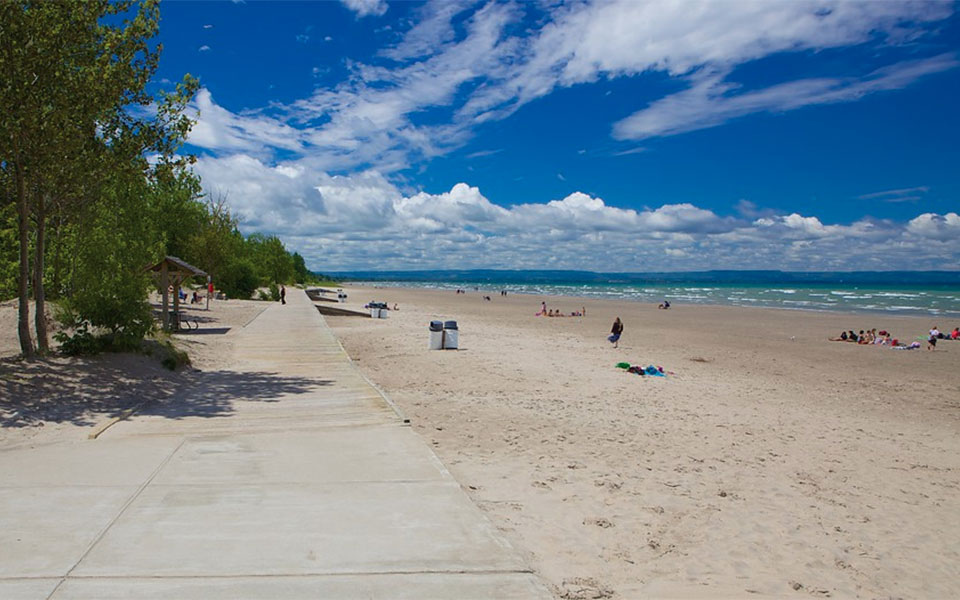 Wasaga Beach Provincial Park - Wasaga Beach - Tourism Media