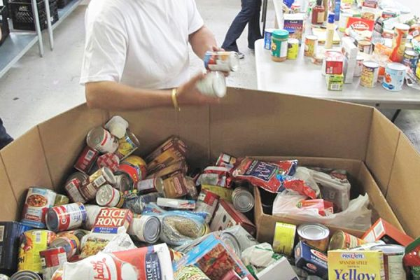 The Daily Bread Food Bank