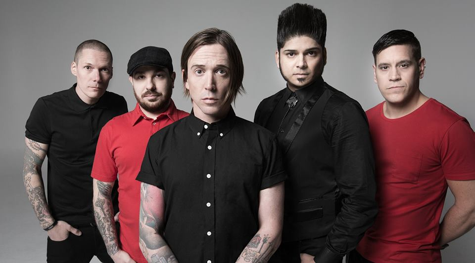 Billy Talent- Saturday, August 11 at Danforth Music Hall