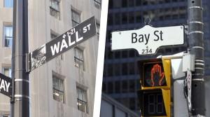 Bay St. & Wall Street