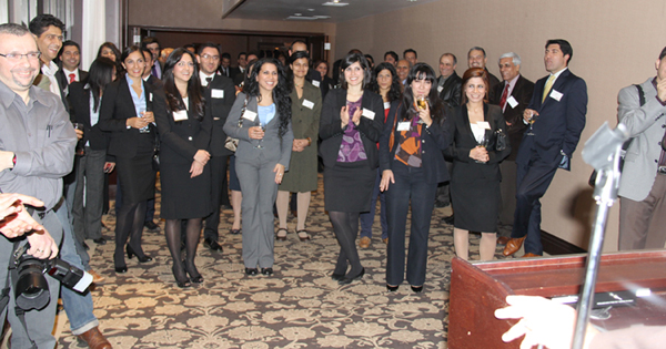 There are currently more than 30 professional Iranian-Canadian associations in Ontario including the Iranian Women's Organization of Ontario, Iranian-Canadian Lawyers Association and the Canadian Society of Iranian Engineers and Architects.