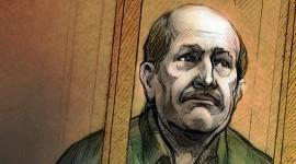 تصویر ترسیم شده از متهم، ارنست وستگارد