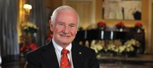 دیوید جانستون فرماندار کل کانادا و رئیس اسبق دانشگاه واترلو