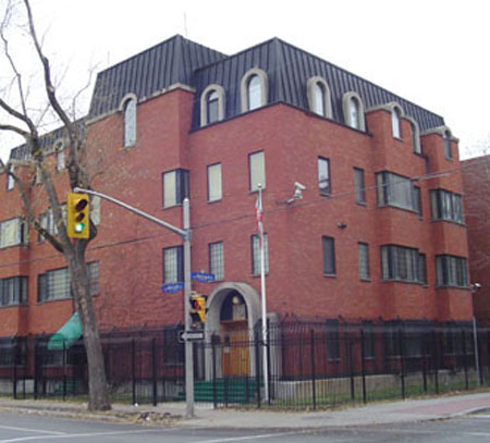 Current Iranian Embassy in Ottawa