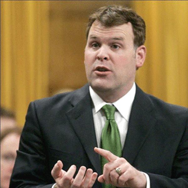 Canada's Foreign Affairs Minister, John Baird.