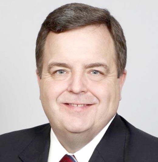 دوایت دانکن Dwight Duncan وزیر اقتصاد انتاریو