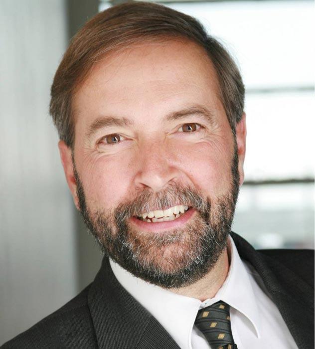 تاماس مالکر، رهبر جدید حزب نیودموکرات