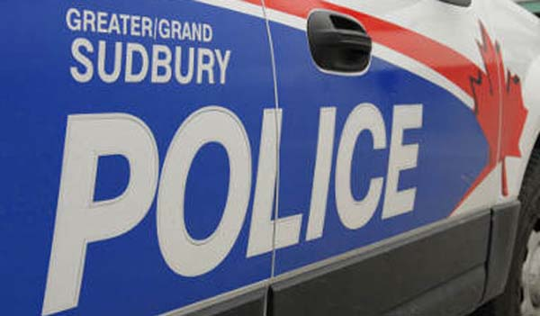 Greater Sudbury Police car.Photo By Marg Seregelyi  2010