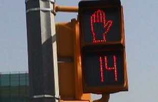 ped signal countdown hand 1