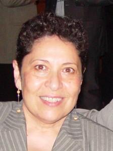 افخم مردوخی، رئیس سازمان زنان ایرانی انتاریو