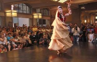 نوشین داورپناه از گروه رقص «اودلار» - عکس ها از سلام تورنتو