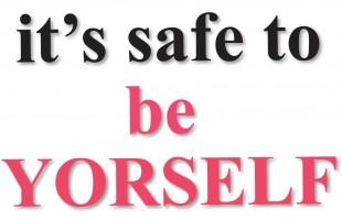 It's safe