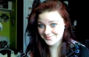 سارا نیکول گیرارد که در حادثه اتومبیل روز دوشنبه 2 جولای 2012 جان سپرد
