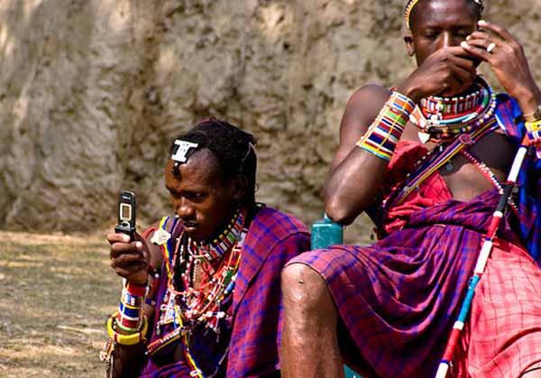 بدون تلفن همراه هرگز...هرگز