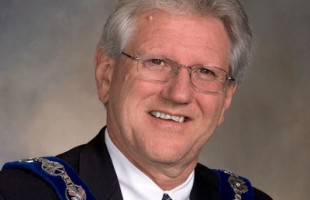 Richmond Hill Mayor Dave Barrow
