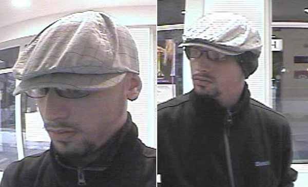 این فرد، متهم به (دزدی از ماشینهای ATM است.