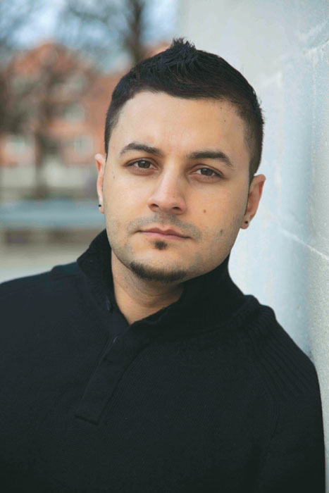 Mazi Khalighi was born in Shiraz, Iran and was raised in Mississauga, Ontario. He received acclaim for his short film titled Foreign Soil, which premiered at the 2007 Reel World Film Festival and was nominated in the category of Outstanding Canadian Short Film.