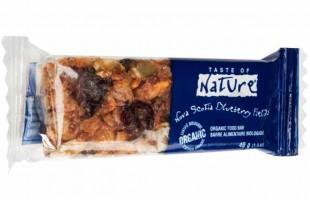 ناسا خوراکی خوشمزه Blueberry Fields Bar را که یکی از محصولات کمپانی طعم طبیعت (Taste of Nature) است برای خوراکی فضانوردان در فضا انتخاب کرد.