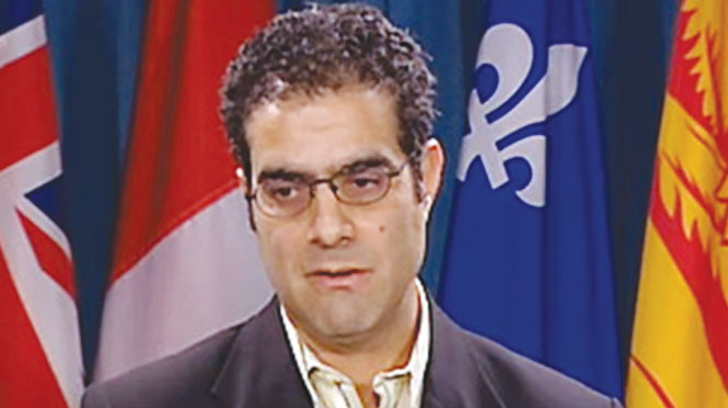 Amir Attaran is an Associate Professor as well as the Canada Research Chair in Law, Population Health and Global Development Policy at the University of Ottawa. He has been involved in advocating the prevention of malaria in Africa. He also gained media attention in Canada when he brought forward testimony by Afghan prisoners captured by Canadians and in the custody of the Afghan National Army (ANA), who said they had been abused by the ANA