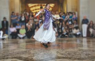 26 می 2012- روز میراث فرهنگی ایران در موزه رویال انتاریو - عکس از سلام تورنتو