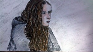 Meredith Borowiece که به قتل دو نوزاد خود متهم است