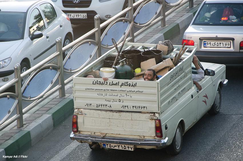 ایزوگام اصل دلیجان در خیابان شهرداری / تجریش