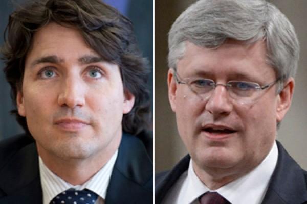 Harper-Trudeau