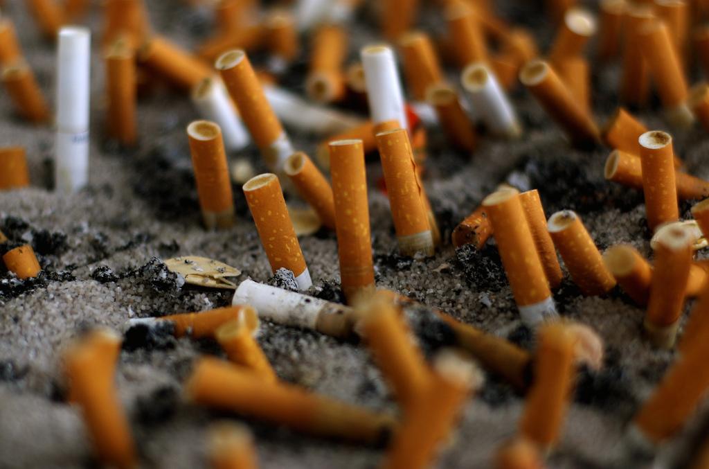 smoking ontario