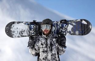 ۲۰ عکس از حال و هوای زمستانی پیست اسکی توچال