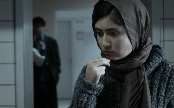 نمایی از فیلم پروانه به کارگردانی تلخون حمزوی
