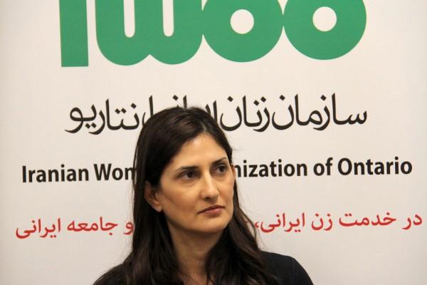 شری درویش عضو هیئت مدیره سازمان زنان