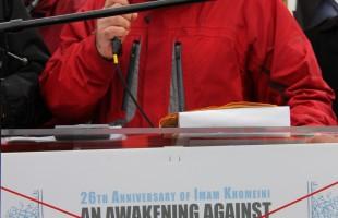 طارق فتاح فعال سیاسی و نویسنده روزنامه تورنتوسان