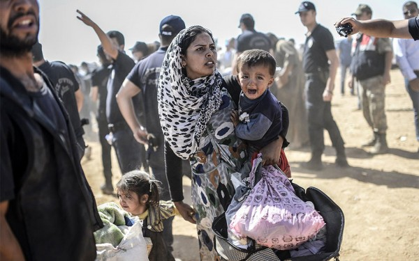 «در سراسر جهان، تقریبا ۶۰ میلیون نفـر به دلیل جنگ و بحران آواره شده اند و از این تعداد ۲۰ میلیون پناهده هستند که بیش از نیمی از آنان کودکان می باشند.»