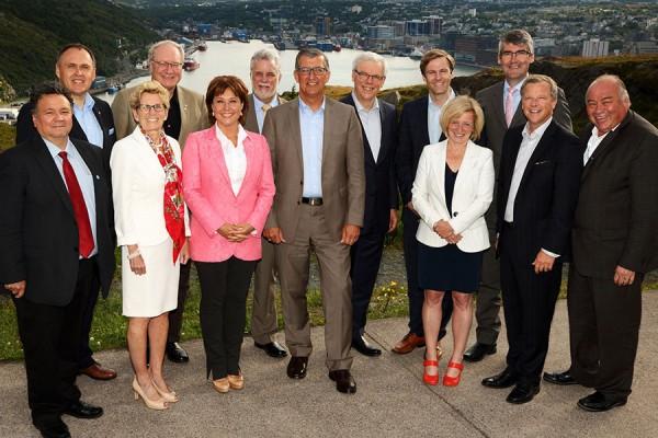 نشست تابستانی امسال نخست وزیران استان های کانادا