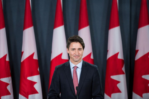 Justin Trudeau / flickr