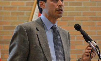 ارسلان کهنمویی پور رئیس هیئت مدیره  کنگره ایرانیان کانادا