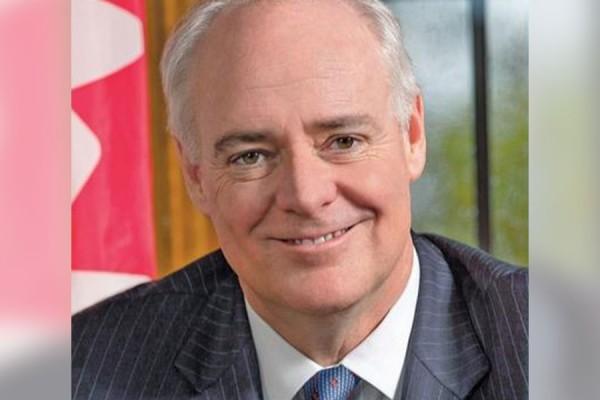 پرین بیتی رئیس اتاق بازرگانی کانادا