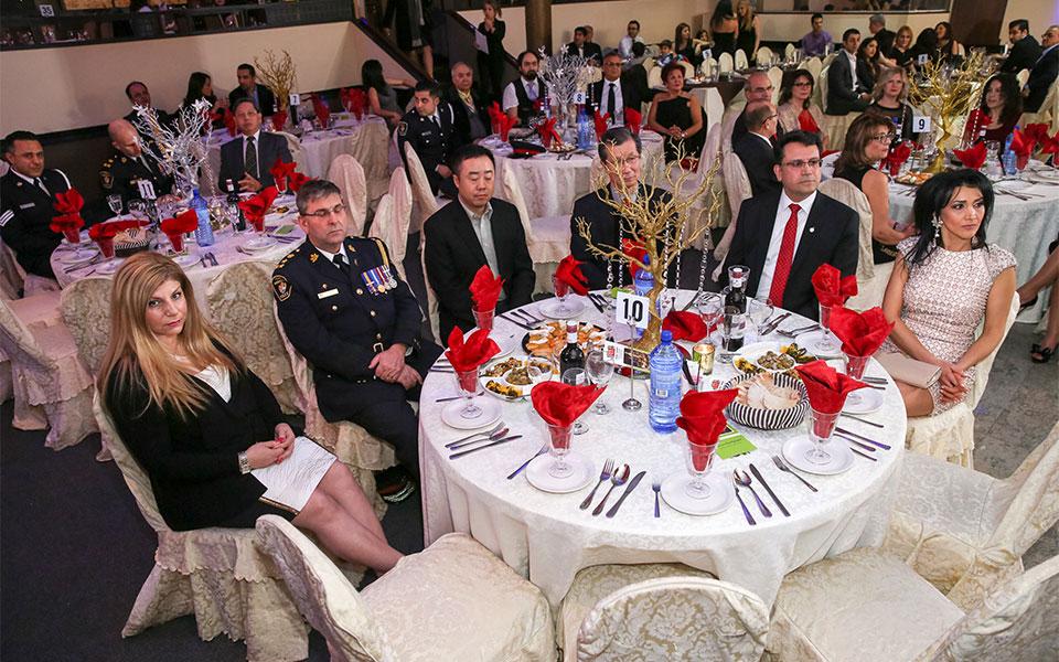 جمعه 18 مارچ 2016 ـ مراسم باشکوه نوروزی در رستوران شیراز  با حضور تعدادی از نمایندگان مجلس فدرال، وزرای دولت انتاریو، نمایندگان شورای شهر ریچموندهیل و وان،  و رئیس پلیس یورک ریجن و تعدادی از افسران پلیس، رئیس بیمارستان مکنزی ریچموندهیل