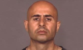 علی مشیر، 43 ساله، از نیویورک،  در ماه ژانویه امسال وارد تورنتو شده بود  (عکس از پلیس تورنتو)