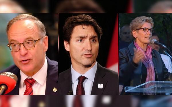 راب اولیفنت نماینده تورنتو در پارلمان کانادا: «من آشکارا دگرباش هستم، در حالی که از طرف بزرگترین جامعه مسلمانان کانادا انتخاب شده ام.»