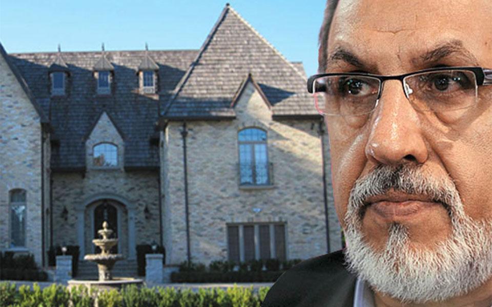 روزنامه واشنگتن پست در خبر 28 سپتامبر 2011 نوشت خاوری یکی از 22 متهم پرونده بزرگ اختلاس بانکی در ایران است.