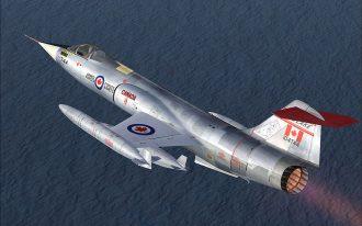 Starfighter-104-CF