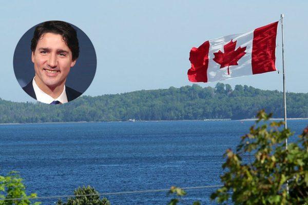 """جاستین ترودو نخست وزیر کانادا: """"در کانادا ما گوناگونی را منبع قدرت می دانیم نه ضعف. کشور ما به خاطر گوناگونی قوی است نه علیرغم آن.»"""