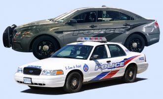 ناوگان پلیس تورنتو در حال حاضر از حدود 500 اتومبیل تشکیل می شود